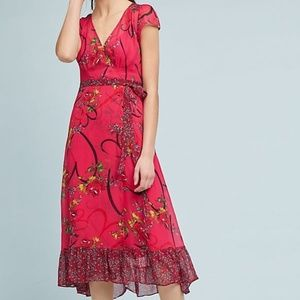 53fa47e9595 ... new Maeve Printed Valentine Wrap dress